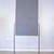 Nobo Floor Standing Notice Board On Grey Frame & Castors