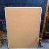 4' X 3' Nobo Office Ali Frame/Cork  Notice Board