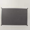 3' X 2' Nobo Office Ali Frame/Grey  Notice Board