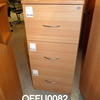 Ffc Beech 3 Drawer Filing Cabinet