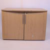 Ffc Oak Balancia Low Cupboard