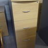 Ffc Oak Balancia Filing Cabinet 4 Drawer