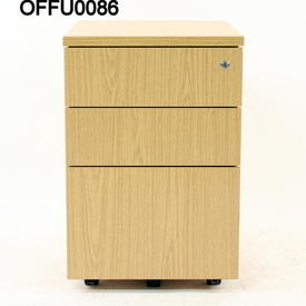 Ffc Oak Desk Pedestal