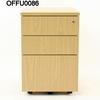 Ffc Oak Desk Pedestal