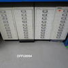 Bisley White 10 Drawer Card Index