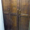 Dark Oak Repro 3 Door Locker