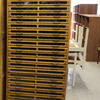Oak 22 Drawer 2 Door Coats Sanitised Haberdashery Cupboard
