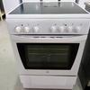Indesit White Ceramic Electric Cooker