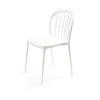 White Mary Dining Chair