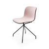 Black & Pink 'troy' Dining Chair