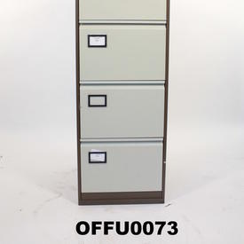 Metal Ass  4 Drawer Filing Cabinets