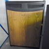 Electrolux Table Model Teak Effect Door Fridge  (50s)