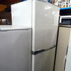 'future'  Silver & S/Steel Trim Fridge Freezer