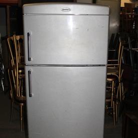 Rosiere Grey Anthracite Fridge Freezer