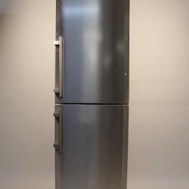 Liebherr Brushed Stainless Steel Backless Fridge Freezer
