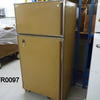 Lt Brown Westinghouse American Fridge Freezer