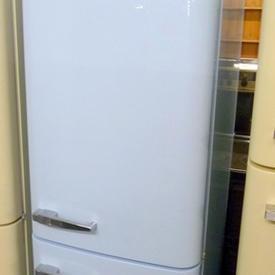 193cm X 60cm X 67cm Tall Pastel Blue Smeg Fridge/Freezer Left Or Right Handed