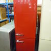 193cm X 60cm X 67cm Tall Red Smeg Fridge/Freezer