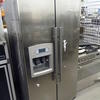 Stainless Steel Double Door Whirlpool Fridge/Freezer With Front Dispenser's