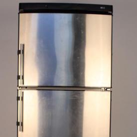Liebherr Premium Stainless Steel 3/4 Fridge Freezer