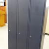 6' X 1' X 1' Graphite Grey 'silverline' 1 Door Locker