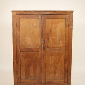 4' X 3' Medium Oak 2 Door Utility4  Panelled Cupboard