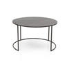 Circ Black All Iron Kwadrat Coffee Table