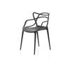 Black Masters Dining Chair