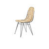 Natural Rattan 'armand' Dining Chair