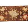 "6'3"" X 3' Brown & Beige Kirman Rug  (Y)"