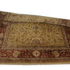 18'x 12' Gold & Rust 'mizzapur' Lahore Carpet  (Y)