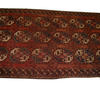"12'2"" X 8' Brown & Cream Kazak Carpet  (Y)"