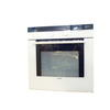 Sieman White Backless Built In Oven