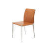 Cast Ali & Tan Leather 'ds716' Dining Chair