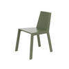 Dark Green Wooden Logica Dining Chair