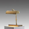 Brass Long Directors Desk Lamp