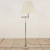 Chrome Finish Telescopic Lamp With Adjustable Arm (Y)