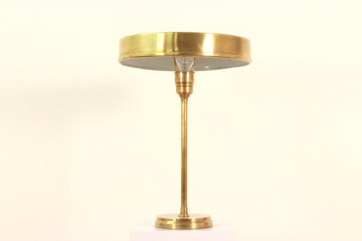 Old times for Tall slim lamp table