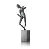Bronze Abstract Figurine ' In Harmony 111 'ltd Editon' 7/75