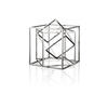 Nested Polished Metal Hypercube