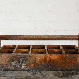Carpenter's Tool Box / Tray