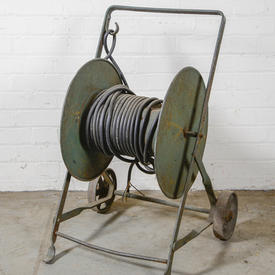 Electric Cable Reel Trolley