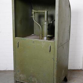 Oil Pump Dispenser Cabinet