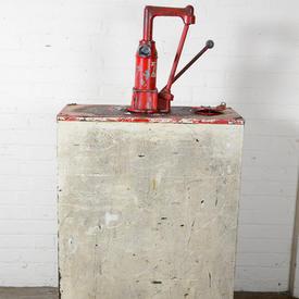Oil Pump Dispenser