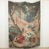 "4'5"" X 6'2"" Faded Wall Hanging Of ''venus & Adonis' (140cm X 200cm) (Y)"