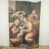 "4'5"" X 6'5"" 'holy Family' Wall Hanging (140cm X 200cm) (Y)"