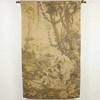 "5'11"" X 3'7"" Hanging Tapestry Of Ladies & Gent In Garden  (Y)"