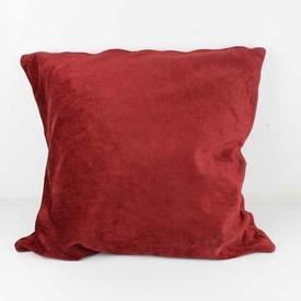 """22"""" Terracotta Cord Cushion  (Y)"""