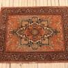 "5""6 X 4""4 Tan & Cream Persian Style Bedcover  (Y)"