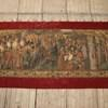 "9'5"" X 4'10"" Tapestry Of Kings Parade With Red Velvet Border  (Y)"